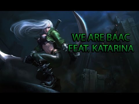 WE ARE BAAC FEAT. KATARINA