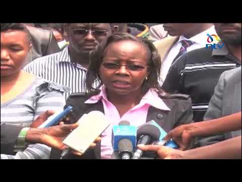 Moi university medicine lecturers vow to stay on strike until their demands are met