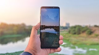 Samsung Galaxy S9 Plus Detailed Camera Review