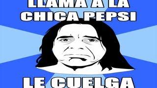El Imperio Contraataca: Dross llama a la Chica Pepsi (2012)