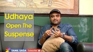 Udhaya - Open the suspense  | Utharavu Maharaja | Tamilsaga