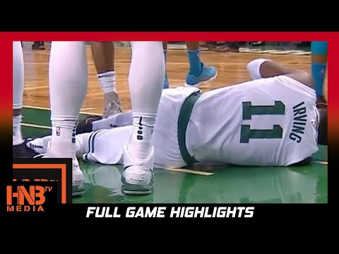 Boston Celtics vs Charlotte Hornets 1st Qtr Highlights / Week 4 / 2017 NBA Season