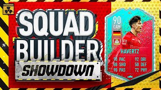 Fifa 20 Squad Builder Showdown Lockdown Edition!!! FUT BIRTHDAY HAVERTZ!!! Day 7 Vs Zweback