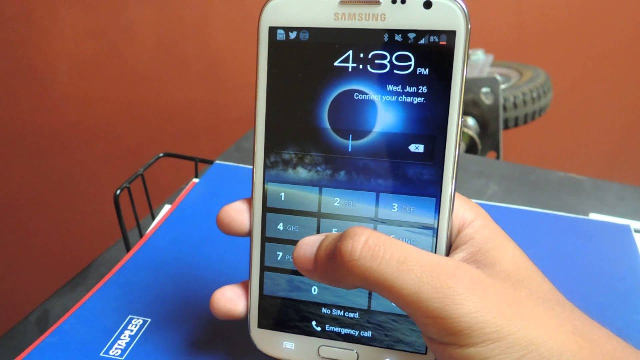 Fix TalkBack & Explore by Touch Problems - Samsung Galaxy Note 2 & Other  Android Devices [How-To]