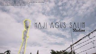 STADION KEBANGGAAN KOTA PADANG - GHAS STD !!