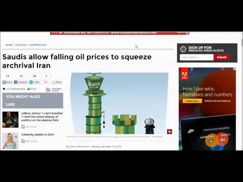 Oil Crash Of 2014: Why It's Happening And How To Trade