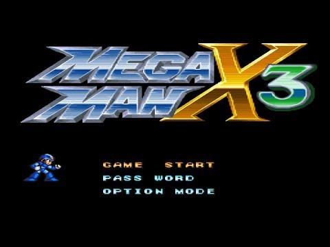 Mega Man X Legacy Collection - Mega Man X3