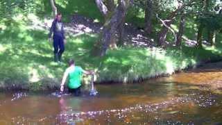 TTC Rope Swing Fall