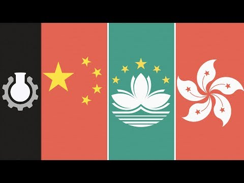 Are Hong Kong & Macau Countries?