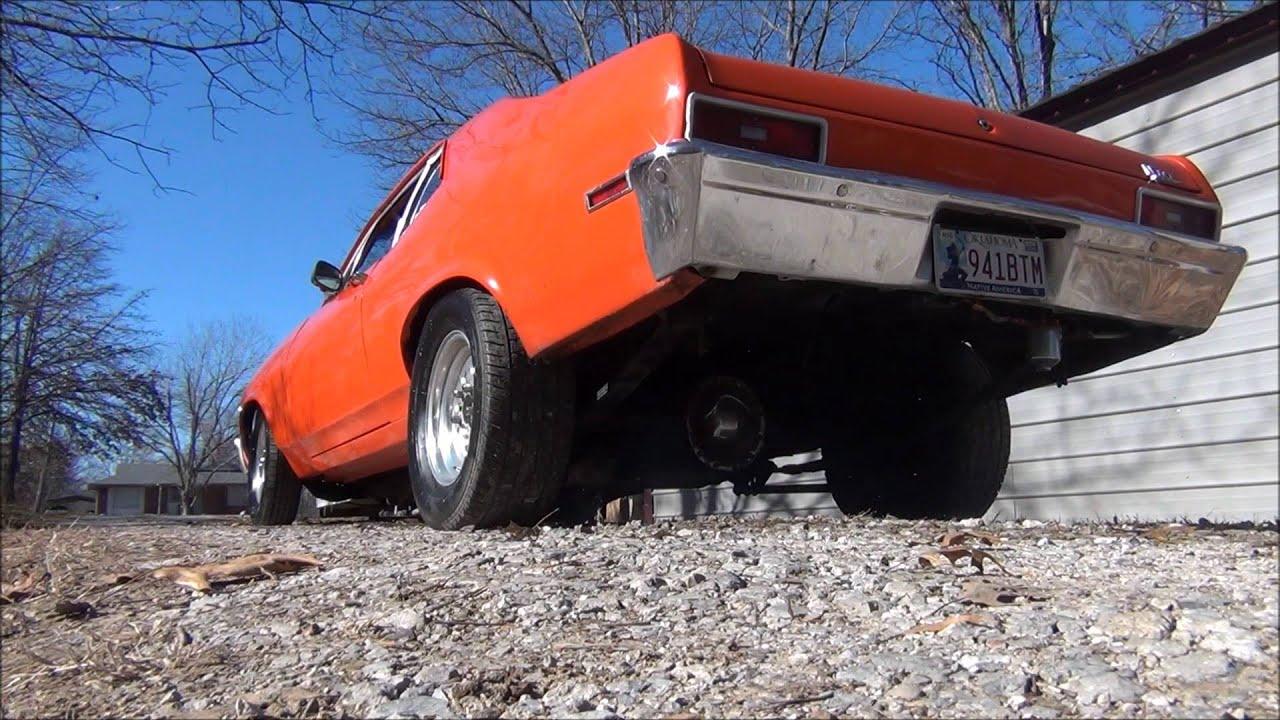 1970 Nova 406 Sbc With 300 Shot