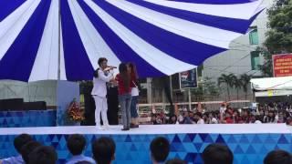 Minh Tuấn A# & Kelvin Khánh tại NVHTN