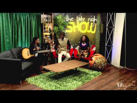 THE LATE NIGHT SHOW - Korede Bello | Wazobia TV