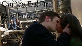 Gambar cover Barry + Iris || Can You Feel The Love Tonight