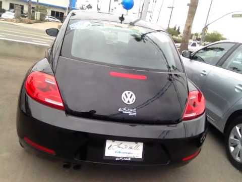 Certified Pre-Owned VW Beetle Fender Edition, Gary Goodin ...