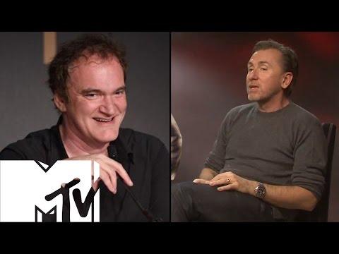 Tim Roth's CRAZY Quentin Tarantino Story | MTV