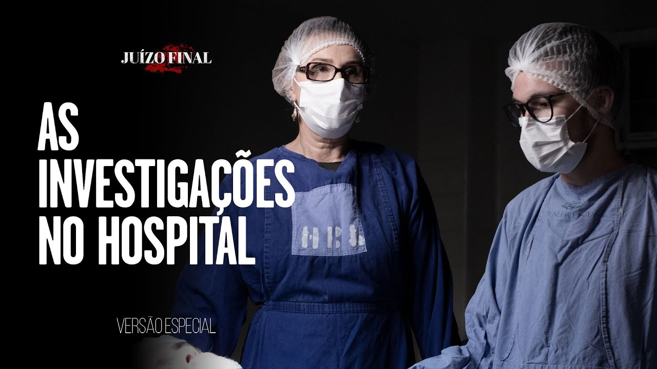 AS INVESTIGAÇÕES NO HOSPITAL | versão curta-metragem (especial série Juízo Final)