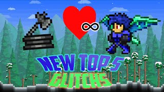 Terraria 1.2.4 Ios/Android Top 5 Glitches Updated 2016
