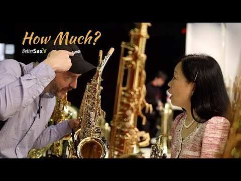 how much for a saxophone with my logo musikmesse 2019 youtube. Black Bedroom Furniture Sets. Home Design Ideas