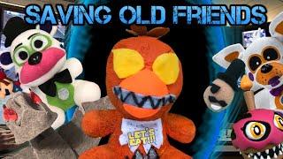 FNaF6 Plush: Saving Old Friends