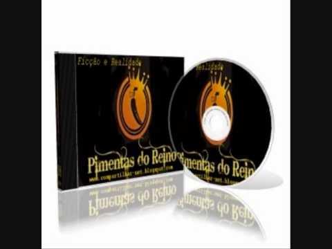 Pimentas do Reino - Anjos (cover by Daniel Buck)