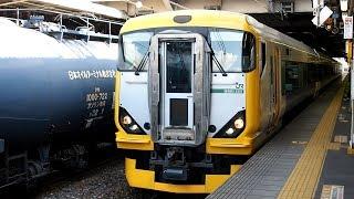 2019/05/16 【回送】 E257系 NB-12編成 大宮駅   JR East: E257 Series NB-12 at Omiya