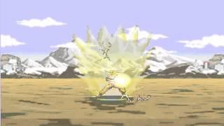 Best Kamehameha in DBZ games ever! REDONE!!