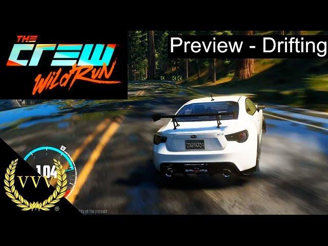 The Crew Wild Run Preview   Drifting