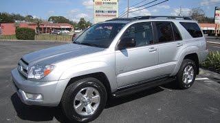 SOLD 2004 Toyota 4Runner SR5 Meticulous Motors Inc Florida For Sale