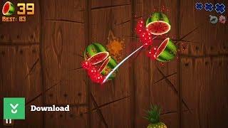Fruit Ninja - A fruit-slicing game
