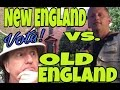 Metal Detecting New England vs. England BEST Find! You VOTE!! Gold Ring, coins! DigFellas