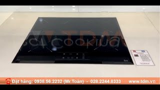 TDM.VN   Review bếp điện hồng ngoại Teka TR 6420 40239022 4 mặt bếp cao cấp hàng Châu Âu