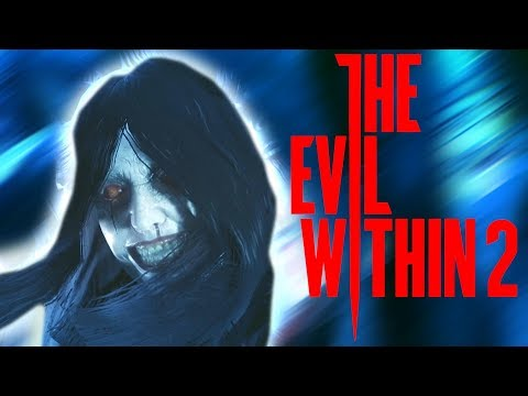 WHAT DID I JUST WALK INTO? 😱😱😱 - The Evil Within 2 Part 6