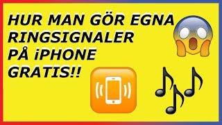 Låt som ringsignal iphone