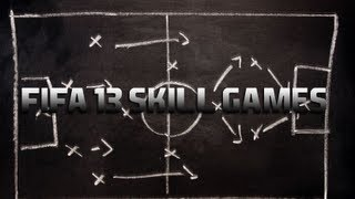 FIFA 13 Skill Games: Advanced Shooting - Tips and Tricks Thumbnail