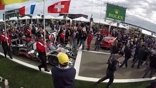 Daytona   Día 2   Desfile & Presentación de Pilotos