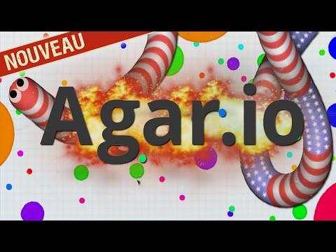 LE NOUVEL AGARIO!! - Slitherio #1