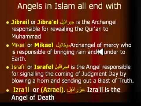 Creation Belongs to EL Shaddai, Elohim, NOT Allah - YouTube.flv