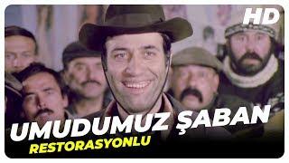 Umudumuz Şaban - Eski Türk Filmi Tek Parça (Restorasyonlu)