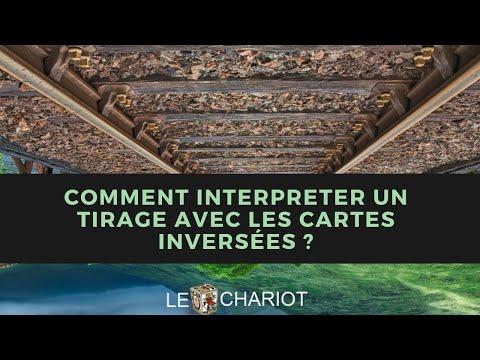 Cartes Inversees Comment Lire Les Cartes Du Tarot