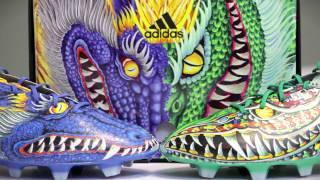 Presentazione adidas F50 Yohji Yamamoto