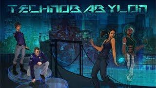 Technobabylon Demo Walkthrough Gameplay