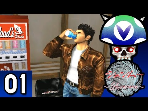[Vinesauce] Joel - Shenmue ( Part 1 )