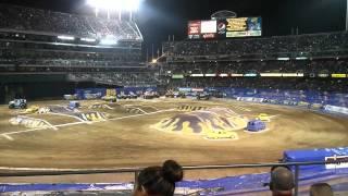 Monster Truck @ O.co Coliseum, Oakland CA