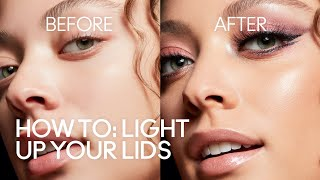 HOW TO: Light Up Your Lids | MAC Cosmetics