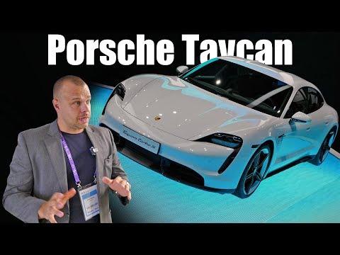 Porsche Taycan je budúcnosť. Ale drahá - volant.tv
