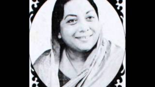 Nirmala Devi - Thumri: Ro Ro Naina Ganwaye