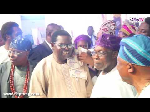 KSA THRILLS OBJ, BABA IJEBU, AMOSUN, OSOBA, AT EBENEZER OBEY'S 75TH BIRTHDAY