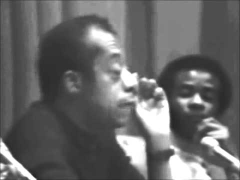 James Baldwin on Education