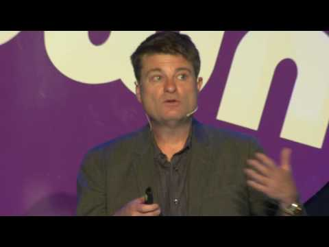 Martin Ford – THE RISE OF ROBOTS AND ARTIFICIAL INTELLIGENCE. InnoTown®2016