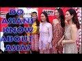 CHINA vs INDIA ||Asking Asians||Country with Largest Population?